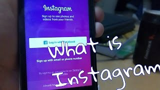 What is INSTAGRAM ? How to use It (Hindi)