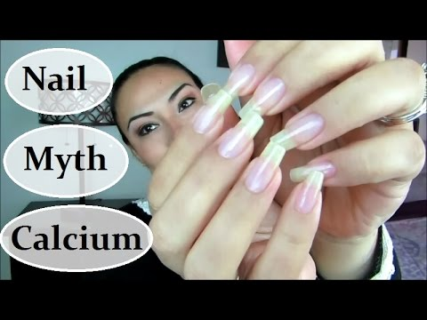 Calcium For Stronger Nails? MYTH! + BLOOpers