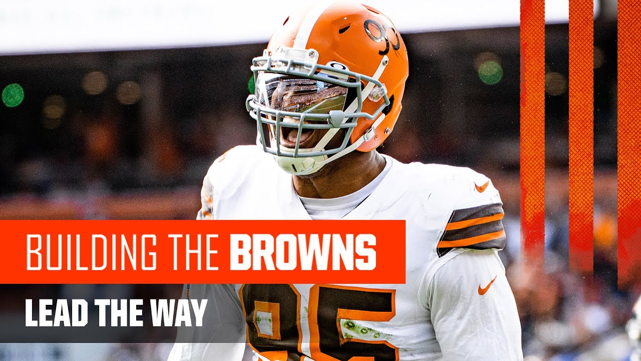 Download Building The Browns 2021: Lead The Way (Ep. 9)
