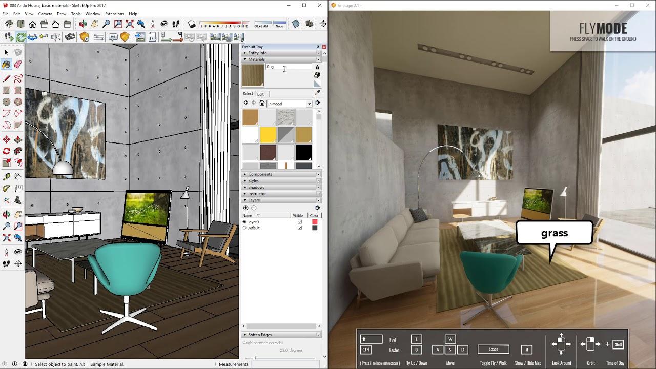 Enscape for SketchUp