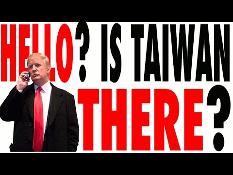 Trump, Taiwan and US Foreign Policy