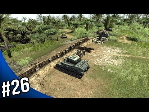Men of War Assault Squad 2 - USA Campaign Walkthrough - Philippines 3/4 |