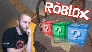 LUCKY BLOCKY W ROBLOXIE?! - Roblox Po Polsku - /Plaga Diabeuu