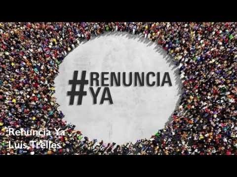 #RenunciaYa (Resign now)