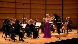 Lisa Larsson - Mahler - Wer hat dies Liedlein erdacht?