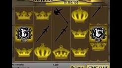 Crowns and Weapons Spielautomat 12345Casino Dein Spielgeld Casino von Casoony