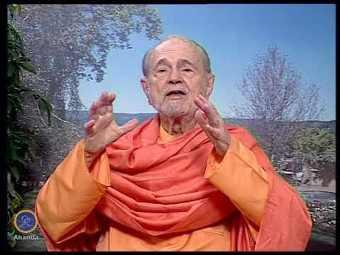 """Living in Solution Consciousness"" - A Way to Awakening Video Series - Swami Kriyananda"