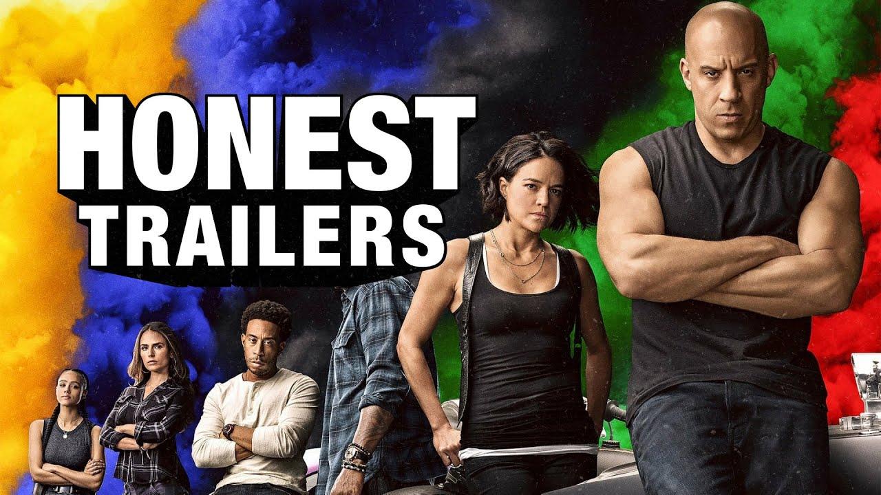 Download Honest Trailers | F9: The Fast Saga