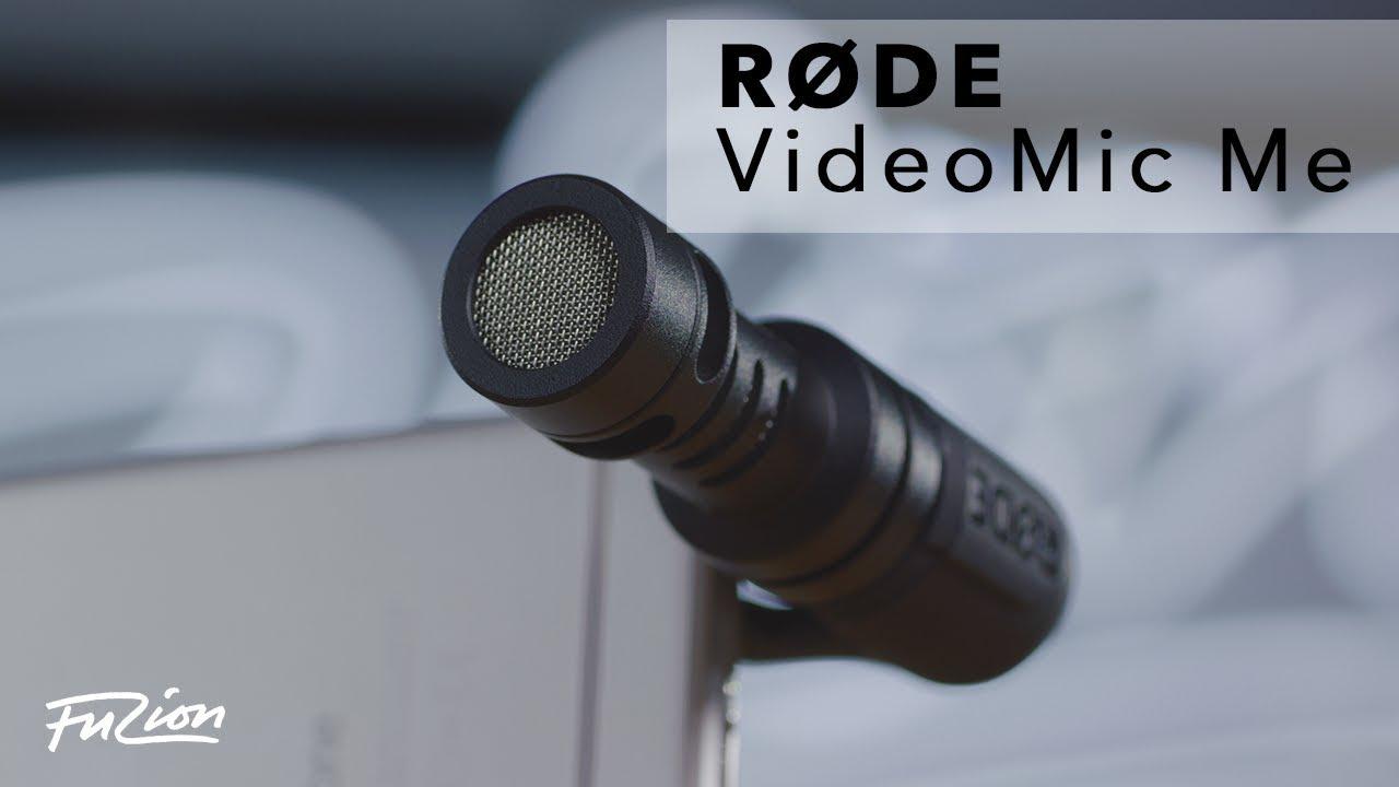 RØDE Microphones - VideoMic Me