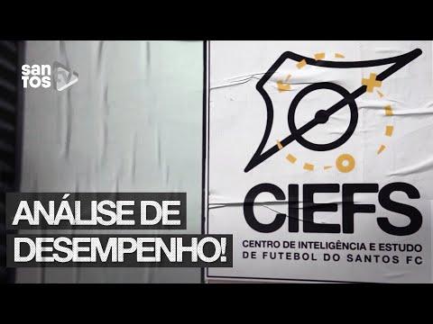 ANÁLISE DE DESEMPENHO: CONHEÇA O CENTRO DE INTELIGÊNCIA DO SANTOS