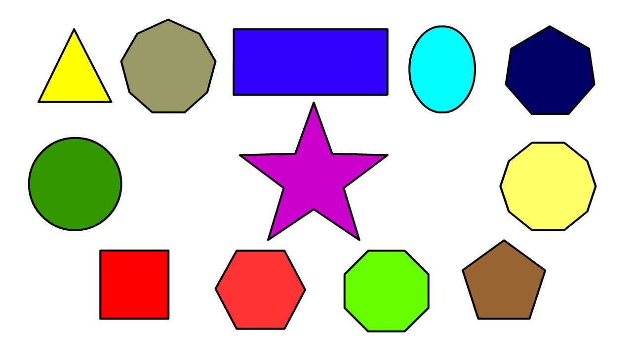 worksheet Learning Shapes learning shapes childrens video youtube video