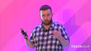 TOKEN2049 - Connecting Smart Contracts to Off-chain Data - Sergey Nazarov (Chainlink)