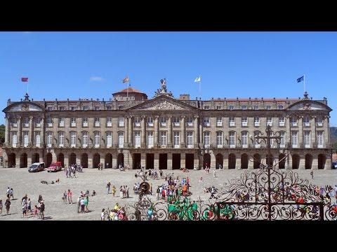 Santiago de Compostela Patrimonio UNESCO Galicia