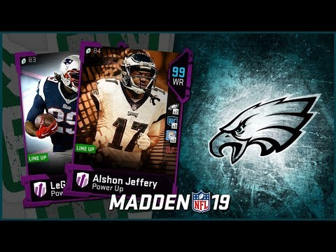 Biggest All Philadelphia Eagles Theme Team Update So Far | 50/50 Eagles Chem Activated
