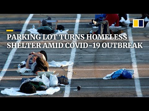 Homeless in Las