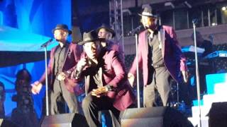 "New Edition - ""Mr. Telephone Man"" Live"