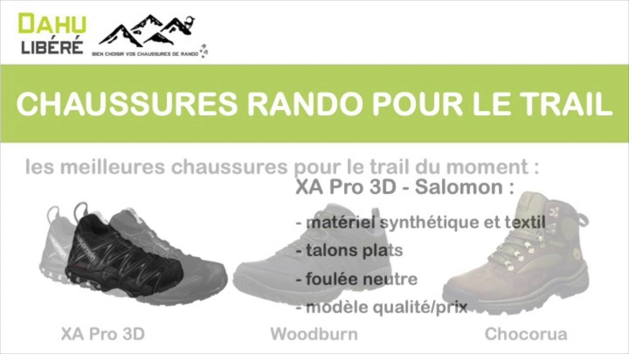Chaussure Dahu Le Pour Libere Comparatif Rando Trail PkTXZiuO