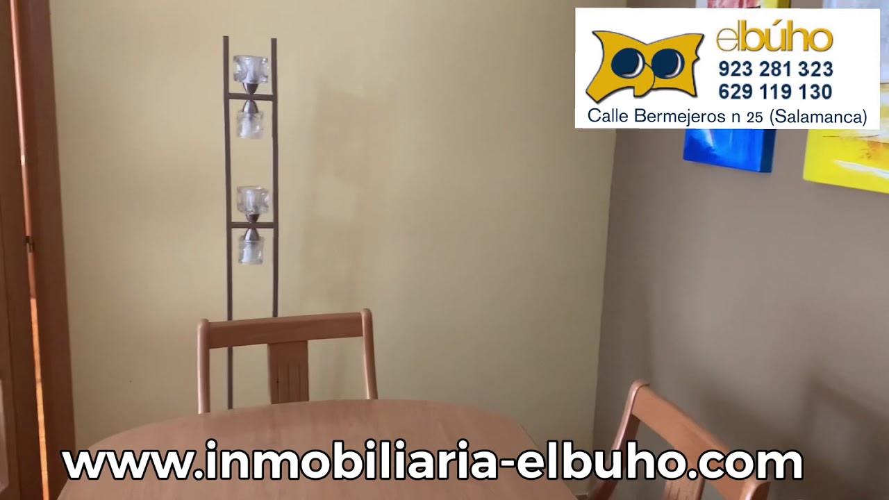 Pisos De Alquiler Para Estudiantes En Salamanca Www Inmobiliaria Elbuho Com Youtube