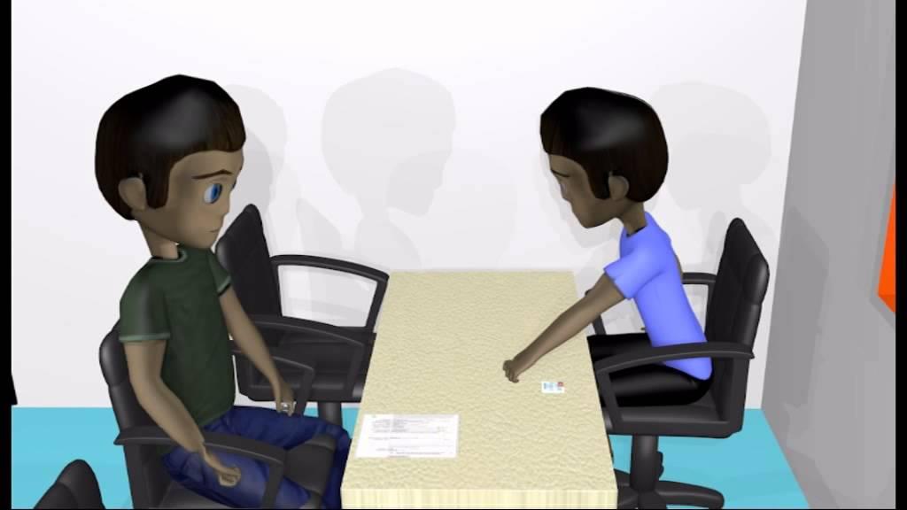 Computer Animation - Cara Membuka Rekening di Bank Mandiri ...