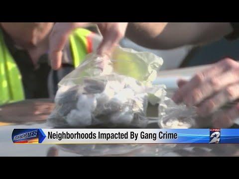 Houston-area Neighborhoods Impacted By Gang Crime