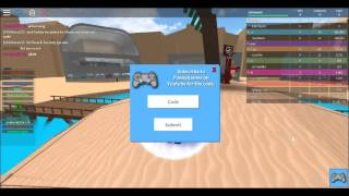 Beach factory Tycoon,MONEY CODE!!!!,ON ROBLOX