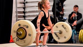 Дети делают становую тягу / Со скольки лет можно заниматься пауэрлифтингом?