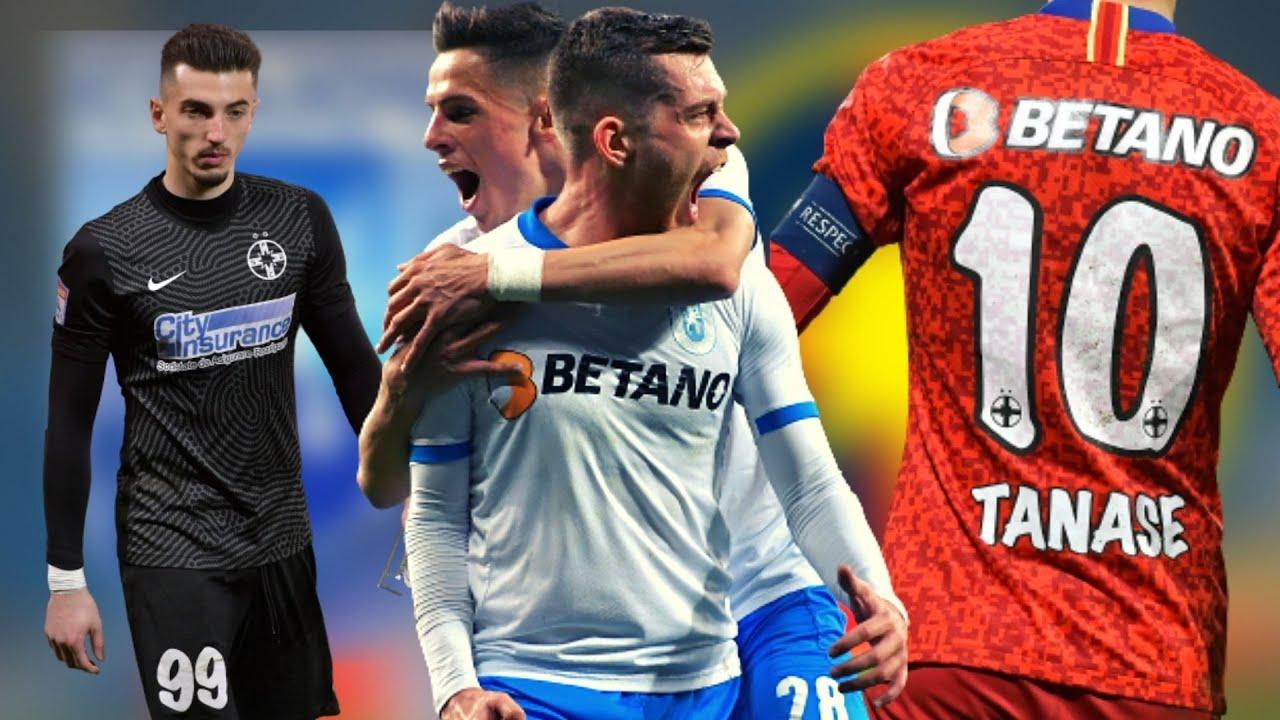 REZUMAT | Universitatea Craiova - FCSB 2-0