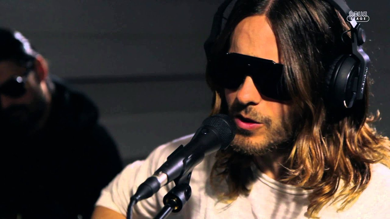 30 Seconds To Mars - Hurricane (live at Radio Nova, HD ...