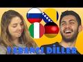 Gençlerin Tepkisi: Yabancı Diller #1