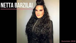 Netta Barzilai -  Mashup for representative Israel for Eurovision 2018