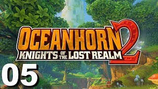 Oceanhorn 2 - Cornfox & Brothers - Walkthrough Part 5 - iPhone X - Apple Arcade