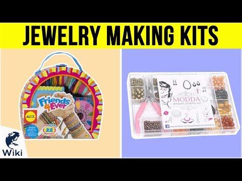 10 Best Jewelry Making Kits 2019