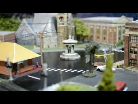 Modelling Railroad Toy Train Track Plans -Awesome Stafford Z Scale train