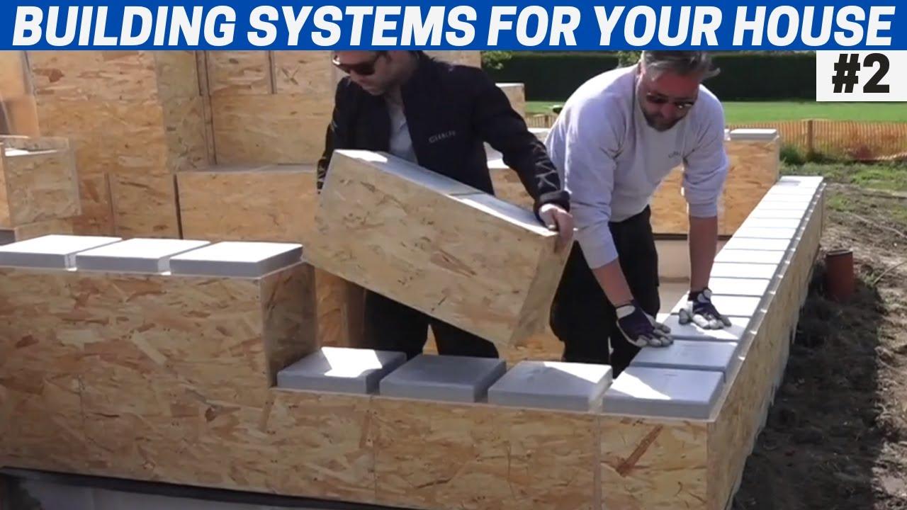 (VIDEO) - 5 интересни начина за строителство на къщи!