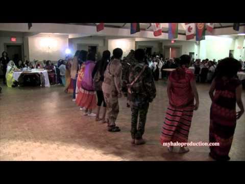 National Union Of Eritrean Women Celebration in Toronto ሃ.ማ.ደ.ኤ / N.U.E.W-Part 2