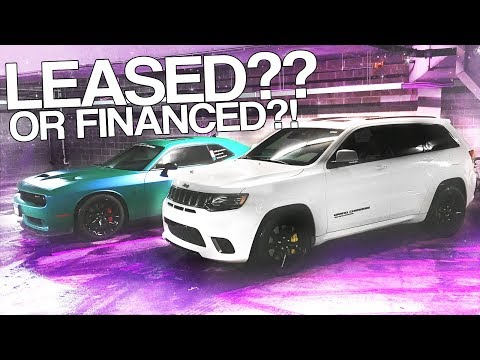 Did I Lease Or Finance My Jeep Trackhawk?! Here It Goes..