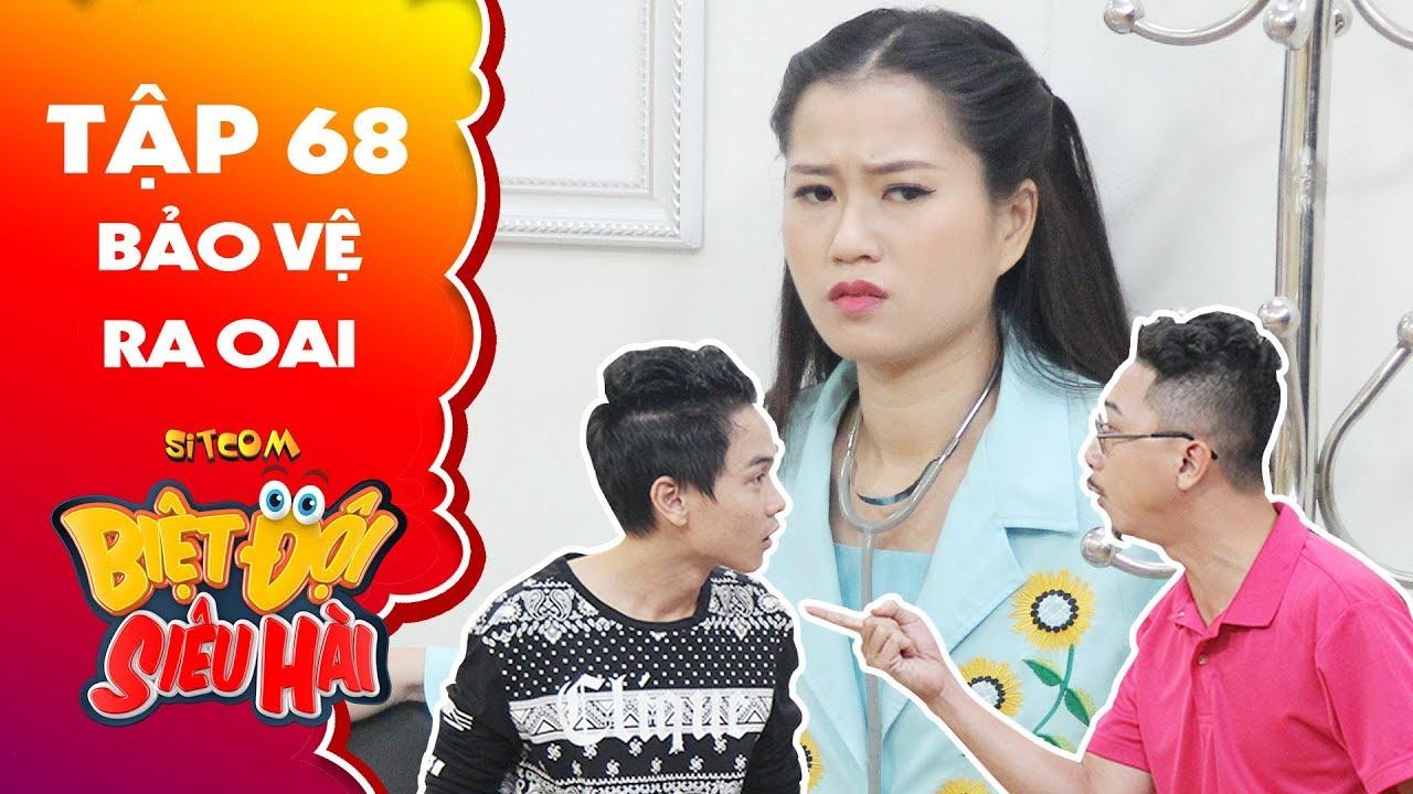 Biệt đội siêu hài | tập 68 -Tiểu phẩm: Lâm Vĩ Dạ tá hoả khi giang hồ ập vào phòng khám gây náo loạn