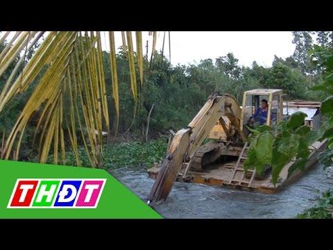 Nuôi cá gây ô nhiễm ở Tân Hội Trung | THDT