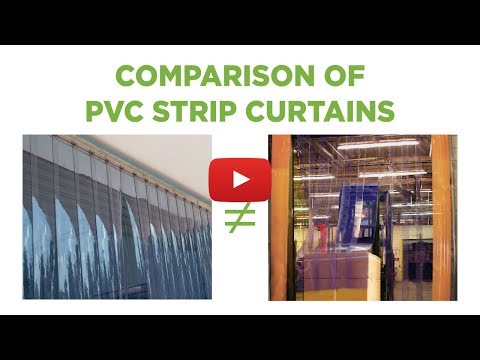 PVC Strip Curtains By Euronics