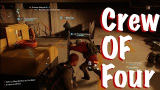 The Division Live Gameplay With A Crew of Four