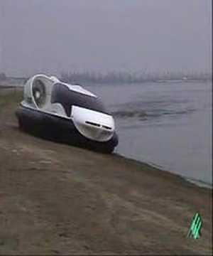DONAR Hovercraft