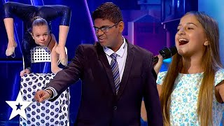 BEST KID PERFORMERS & Auditions EVER On Got Talent!