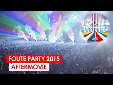 Aftermovie Foute Party 2015 // Q-music