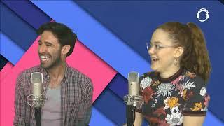 Entrevista a Iker Paredes y Fernanda Caballero, Vaselina México 2019.