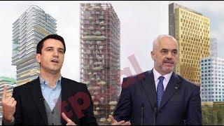 """""""KULLAT E EDI RAMËS"""" - Paratë e pista të ndërtimeve në Tiranë!"""