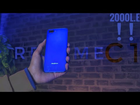 Realme C1 Review   ارخص موبايل يستاهل فلوسك