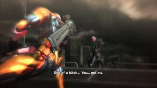 Metal Gear Rising: Sundowner NO DAMAGE Truly Human Hidden Trophy/Achievement HD GRAY FOX