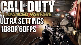 Call of Duty: Advanced Warfare PC HD 1080p 60fps Gameplay ULTRA Settings - GTX 760 Shadowplay
