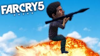 IL CASSE TOUT ! (FAR CRY 5 COOP Fun)
