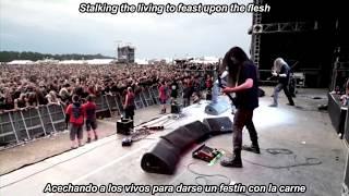 Cannibal Corpse - Kill Or Become [LIVE] subtitulada en español (Lyrics)